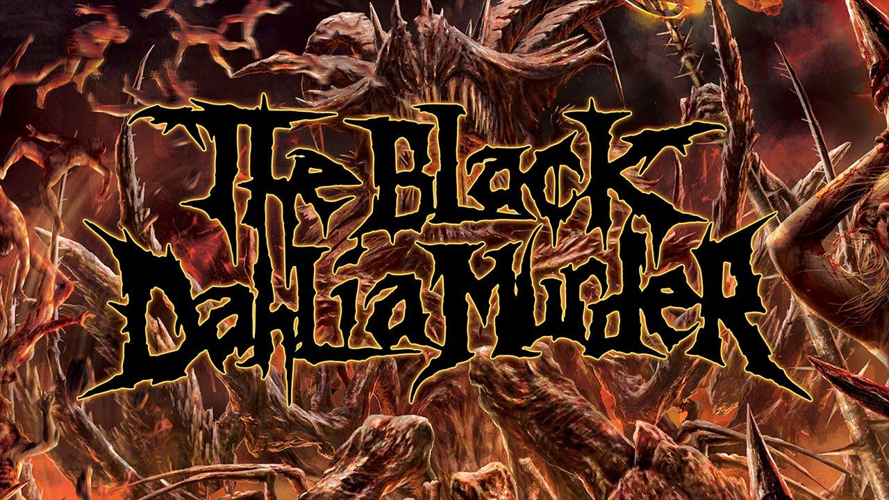 HQ The Black Dahlia Murder Wallpapers | File 240.73Kb