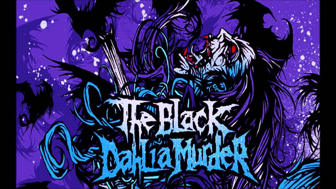 HD Quality Wallpaper | Collection: Music, 1280x720 The Black Dahlia Murder