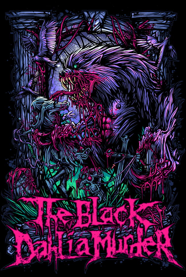 The Black Dahlia Murder #15