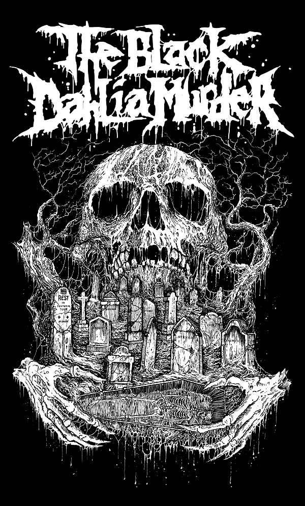 Nice Images Collection: The Black Dahlia Murder Desktop Wallpapers