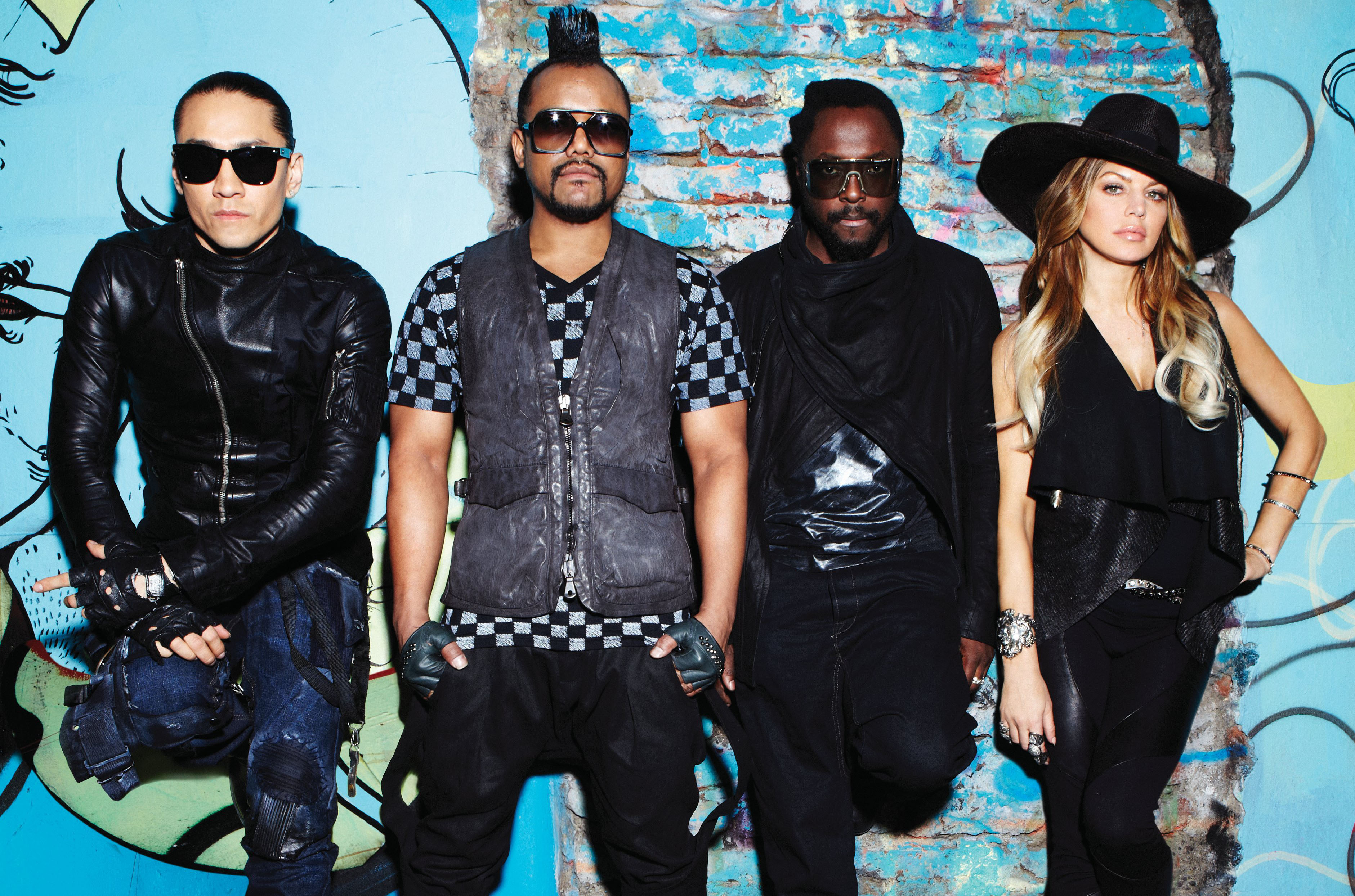 Nice wallpapers The Black Eyed Peas 3762x2489px
