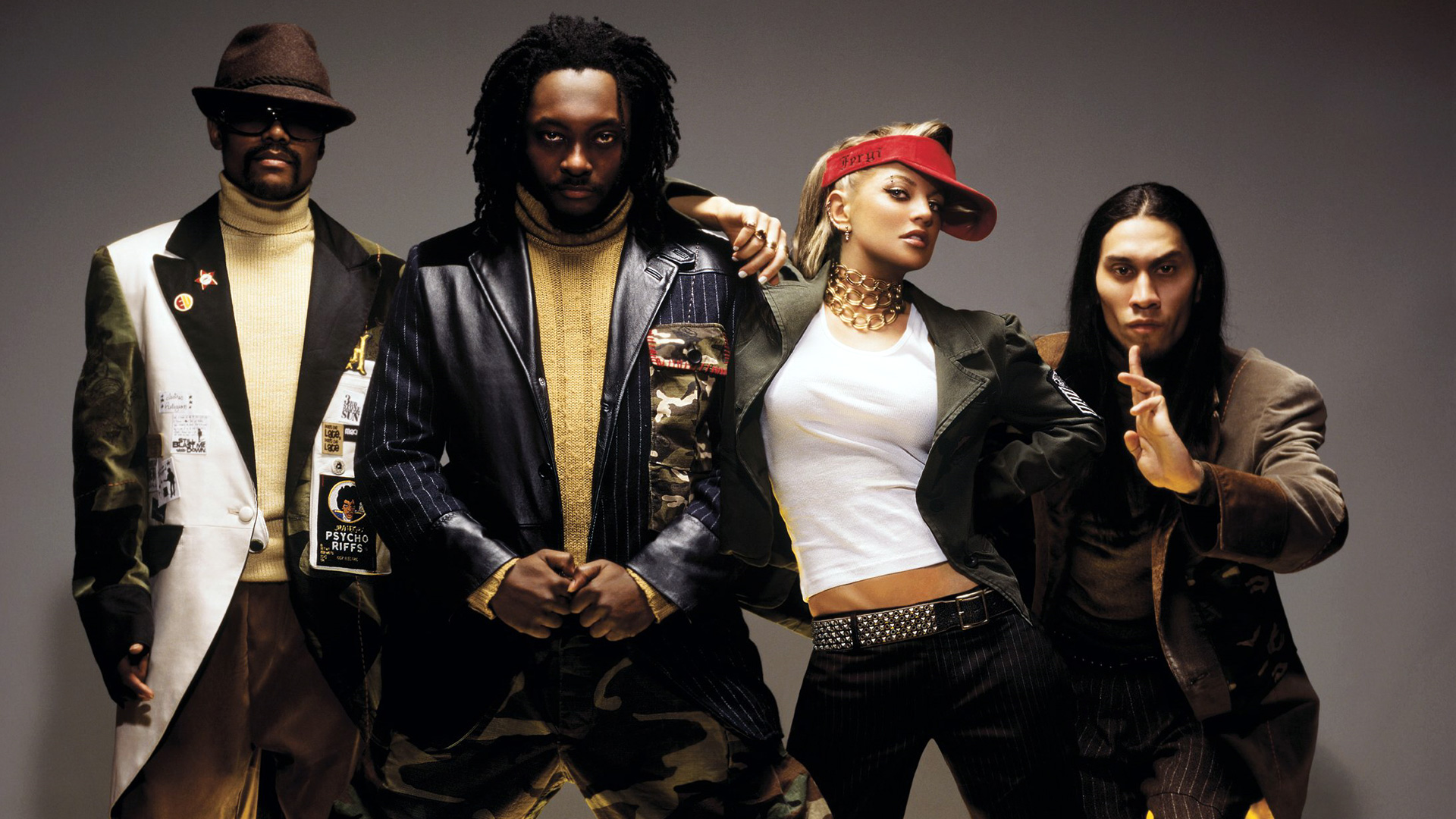 1920x1080 > The Black Eyed Peas Wallpapers
