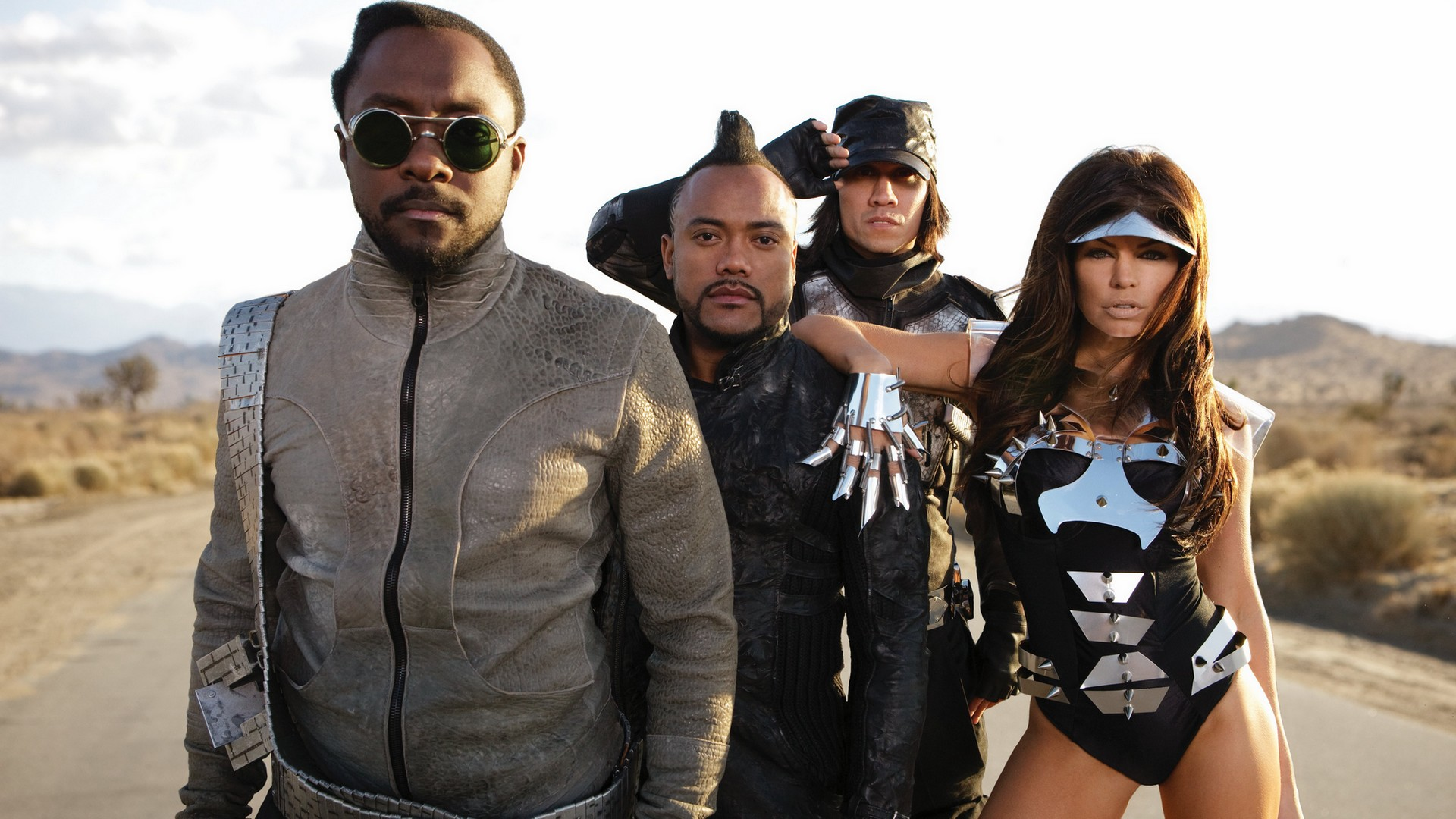 High Resolution Wallpaper | The Black Eyed Peas 1920x1080 px