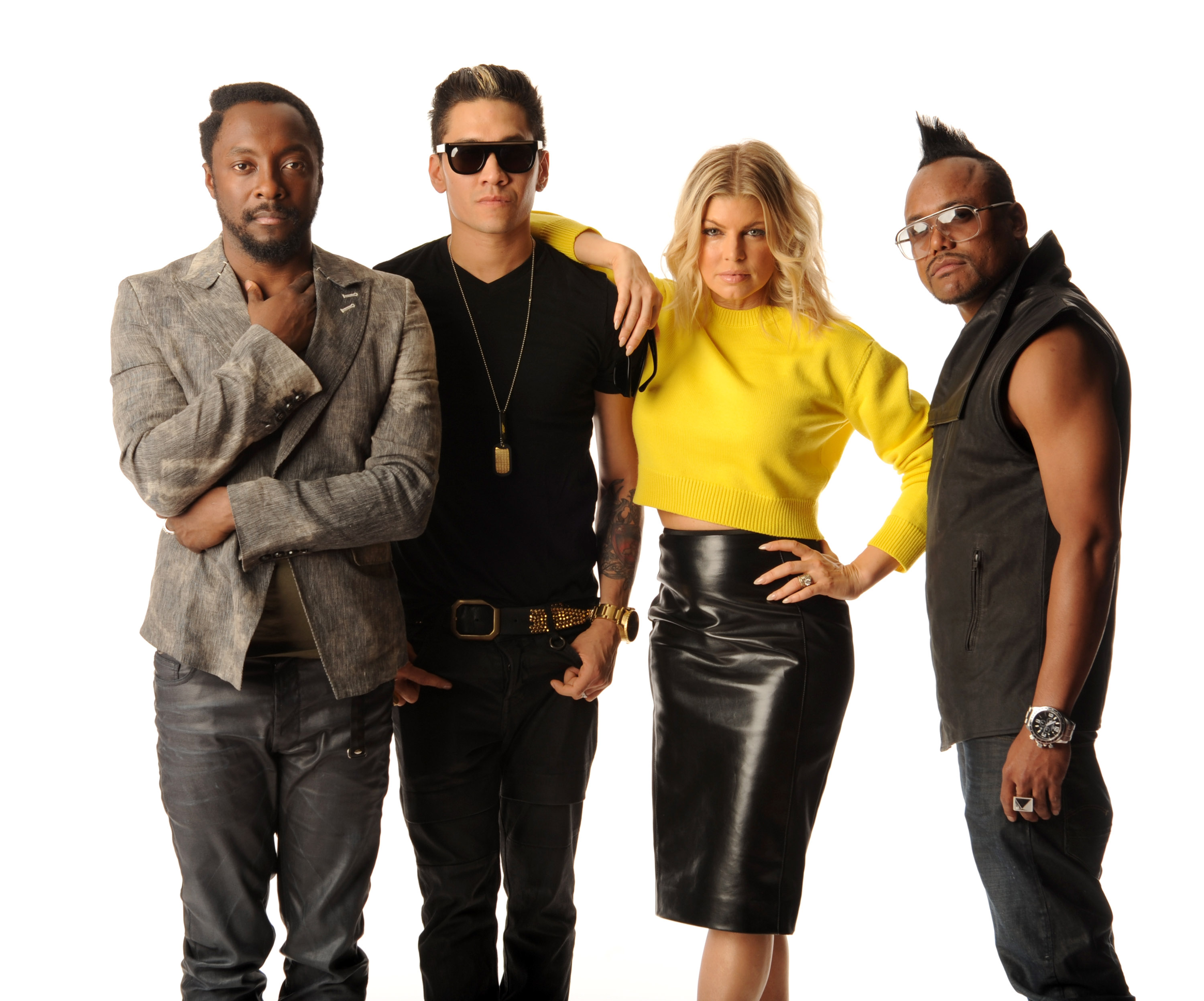 HQ The Black Eyed Peas Wallpapers | File 718.14Kb