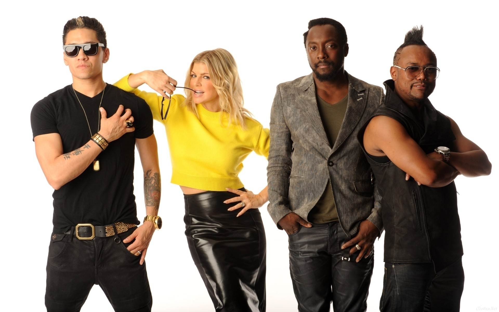 The Black Eyed Peas Pics, Music Collection