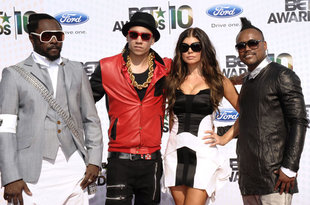 Nice wallpapers The Black Eyed Peas 310x205px