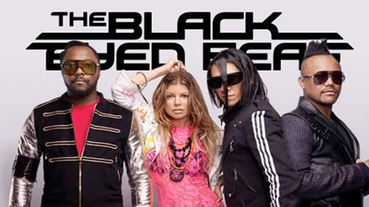 The Black Eyed Peas HD wallpapers, Desktop wallpaper - most viewed