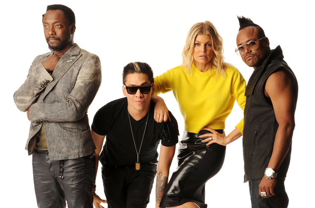 High Resolution Wallpaper | The Black Eyed Peas 636x421 px