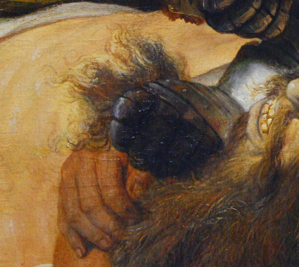 The Blinding Of Samson #4
