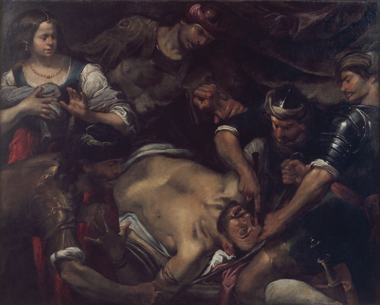 3000x2413 > The Blinding Of Samson Wallpapers