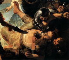 The Blinding Of Samson #15