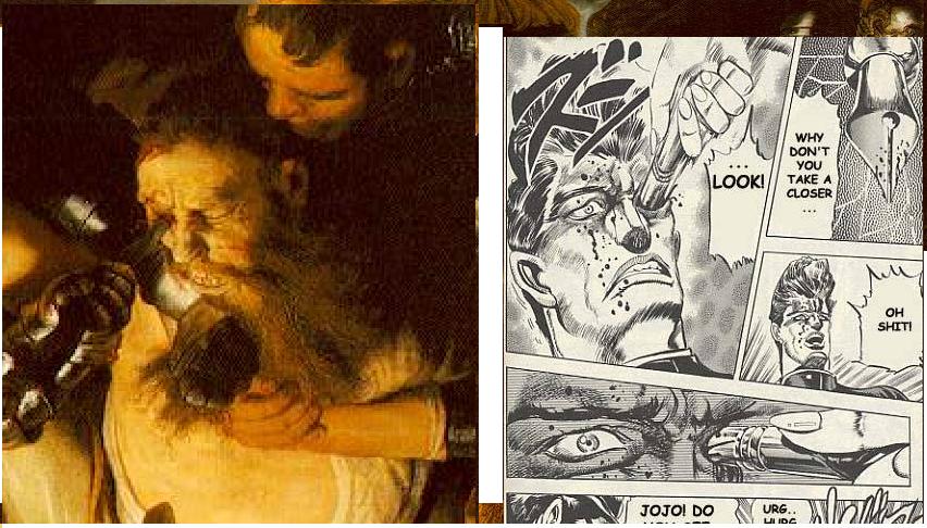 852x486 > The Blinding Of Samson Wallpapers
