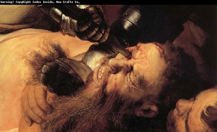 The Blinding Of Samson #17