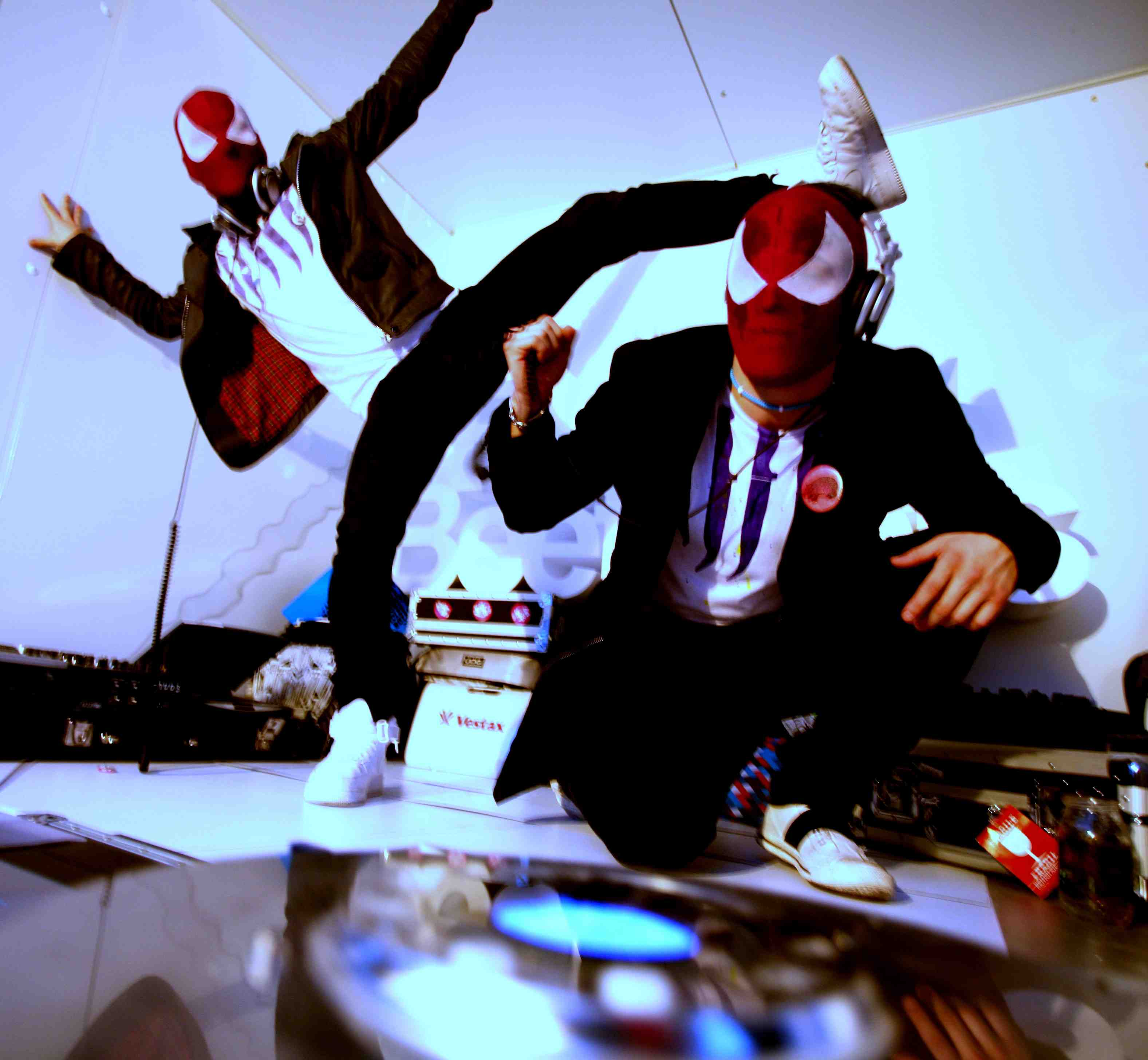 Nice Images Collection: The Bloody Beetroots Desktop Wallpapers