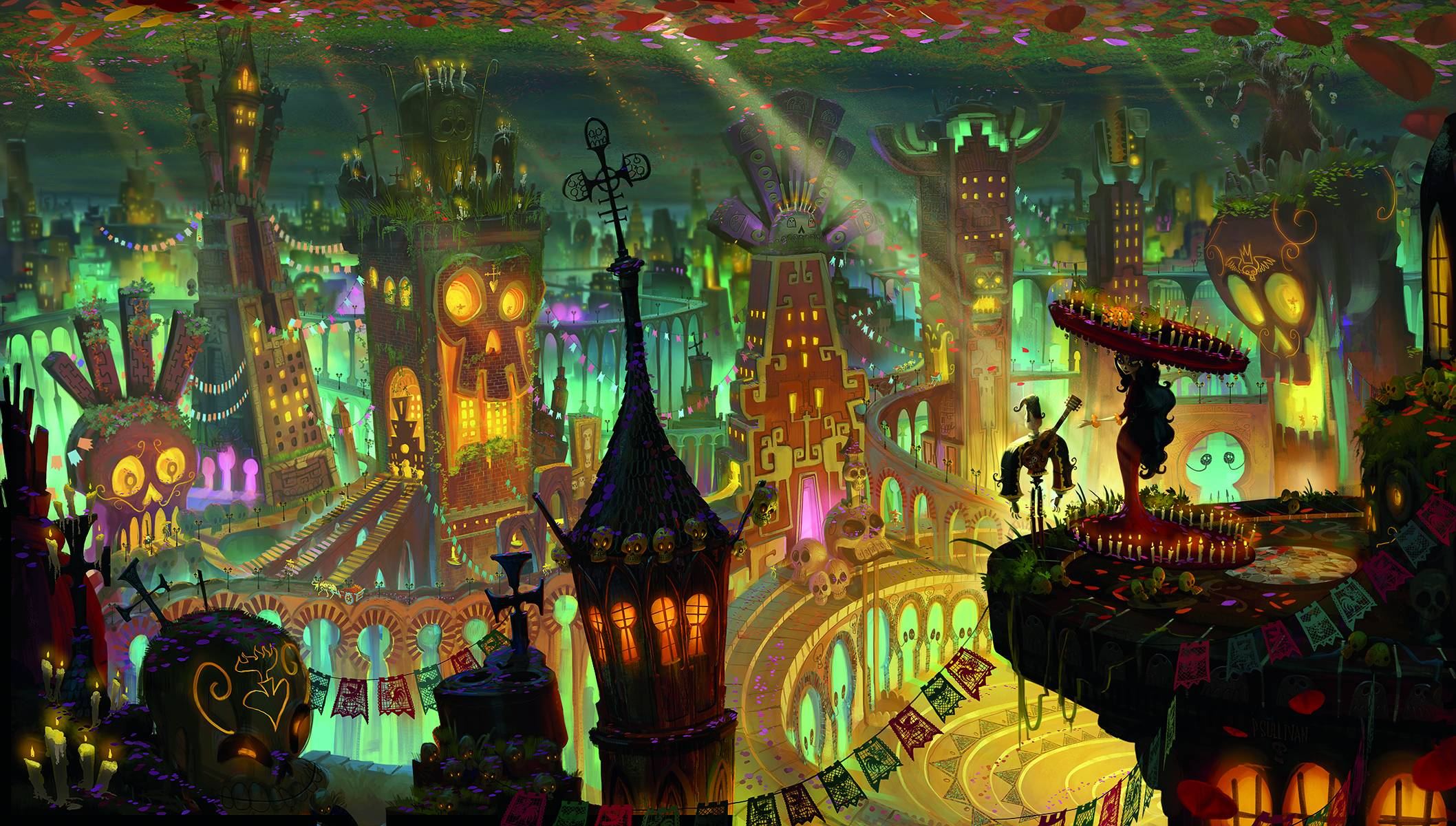 Most Viewed The Book Of Life Wallpapers 4k Wallpapers