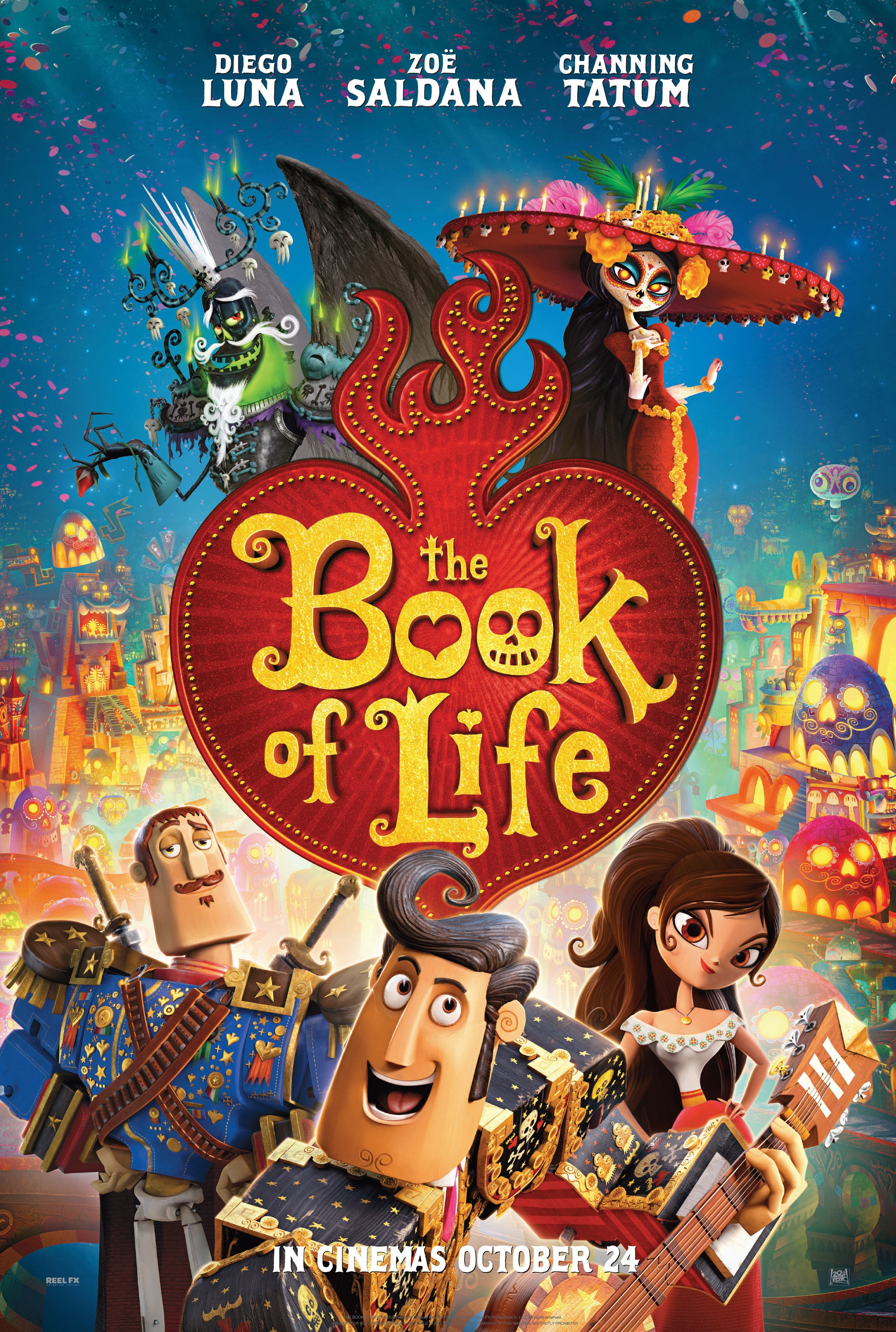 The Book Of Life Wallpapers Movie Hq The Book Of Life Pictures