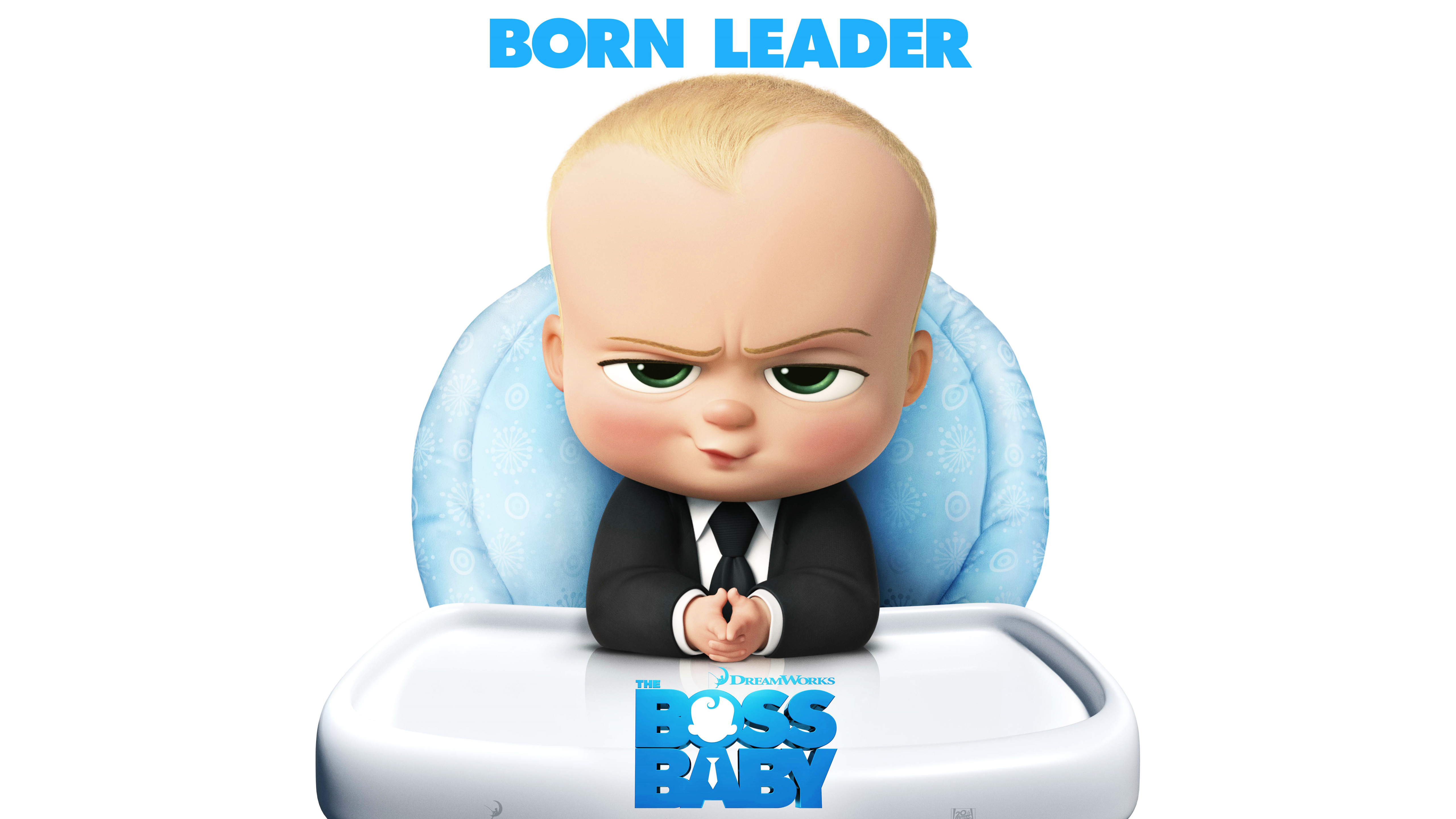 The Boss Baby Wallpapers Movie Hq The Boss Baby Pictures