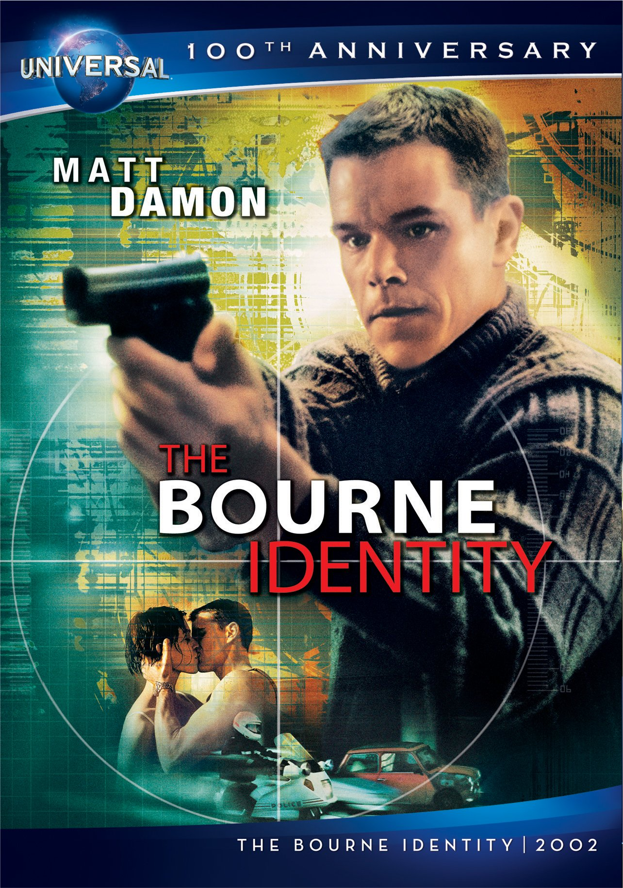 The Bourne Identity Wallpapers Movie Hq The Bourne Identity Pictures 4k Wallpapers 2019
