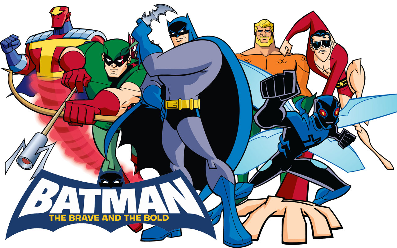 Batman: The Brave And The Bold High Quality Background on Wallpapers Vista