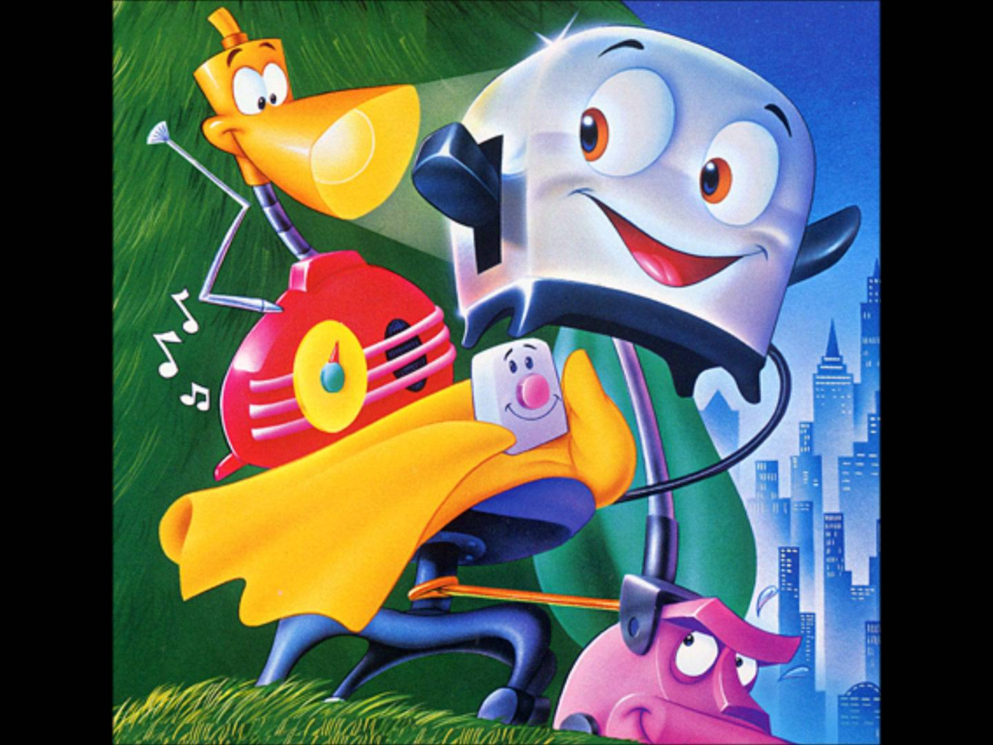 The Brave Little Toaster Wallpapers Movie Hq The Brave Little Toaster Pictures 4k Wallpapers 2019