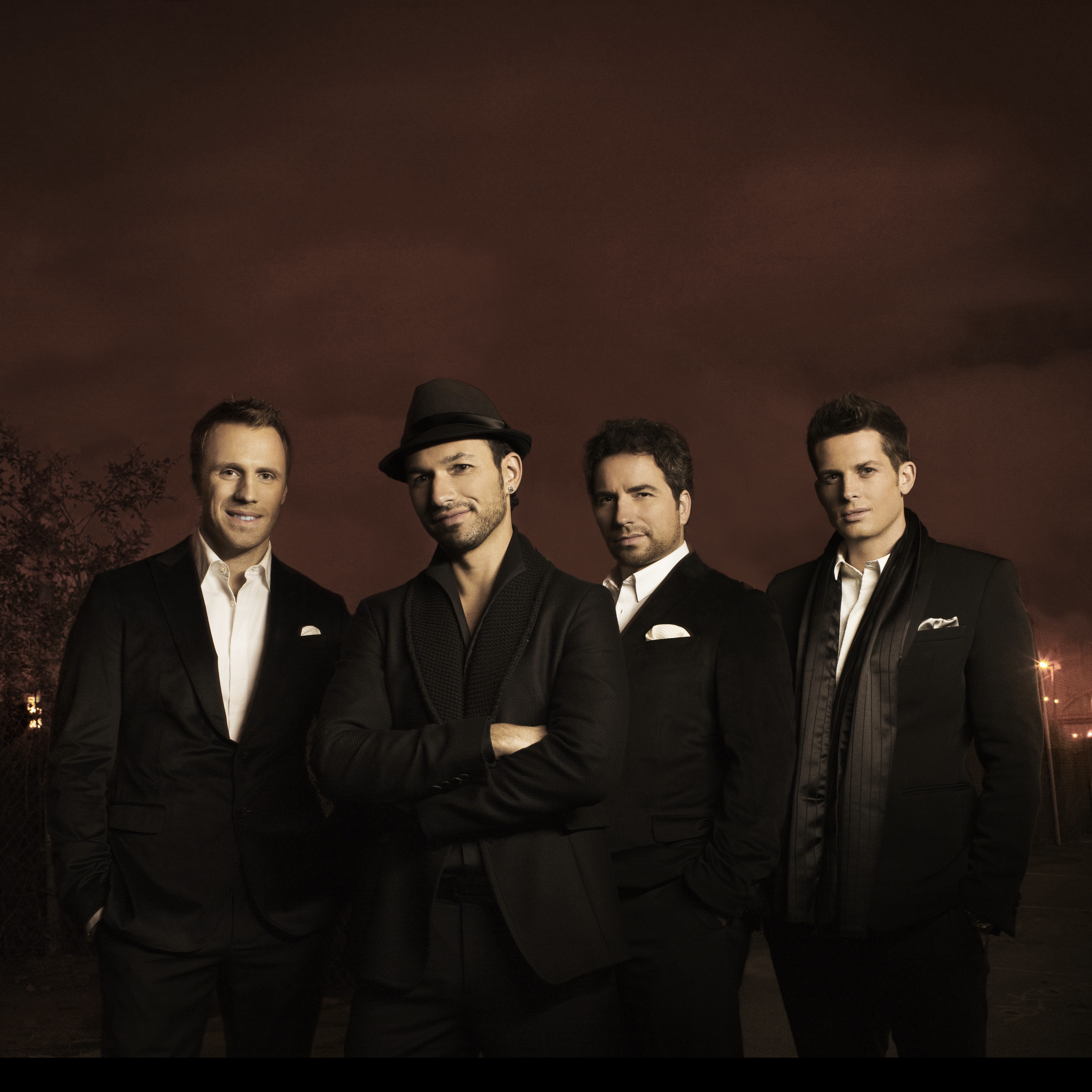 HD Quality Wallpaper   Collection: Music, 5000x5000 The Canadian Tenors