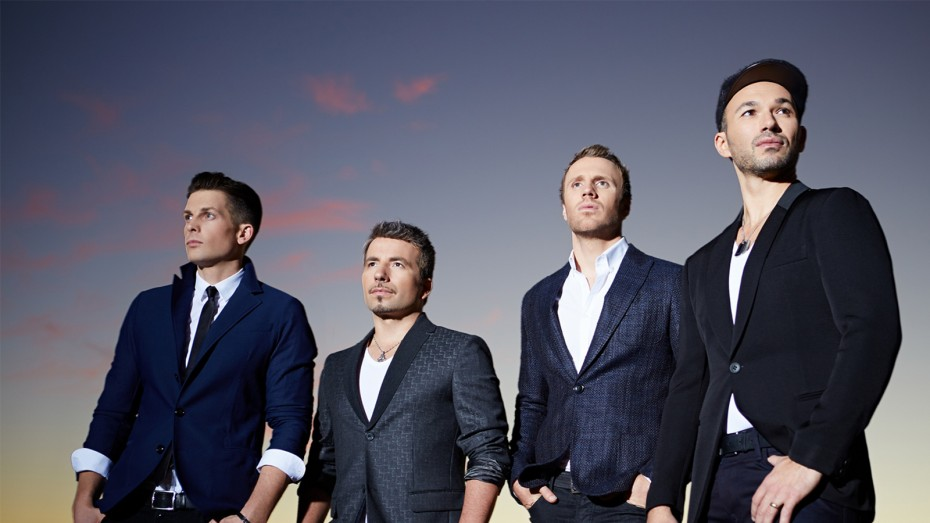 Nice Images Collection: The Canadian Tenors Desktop Wallpapers