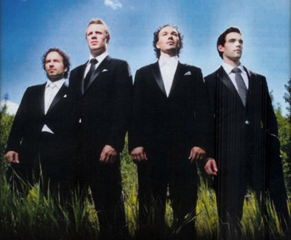 The Canadian Tenors Backgrounds, Compatible - PC, Mobile, Gadgets  600x495 px