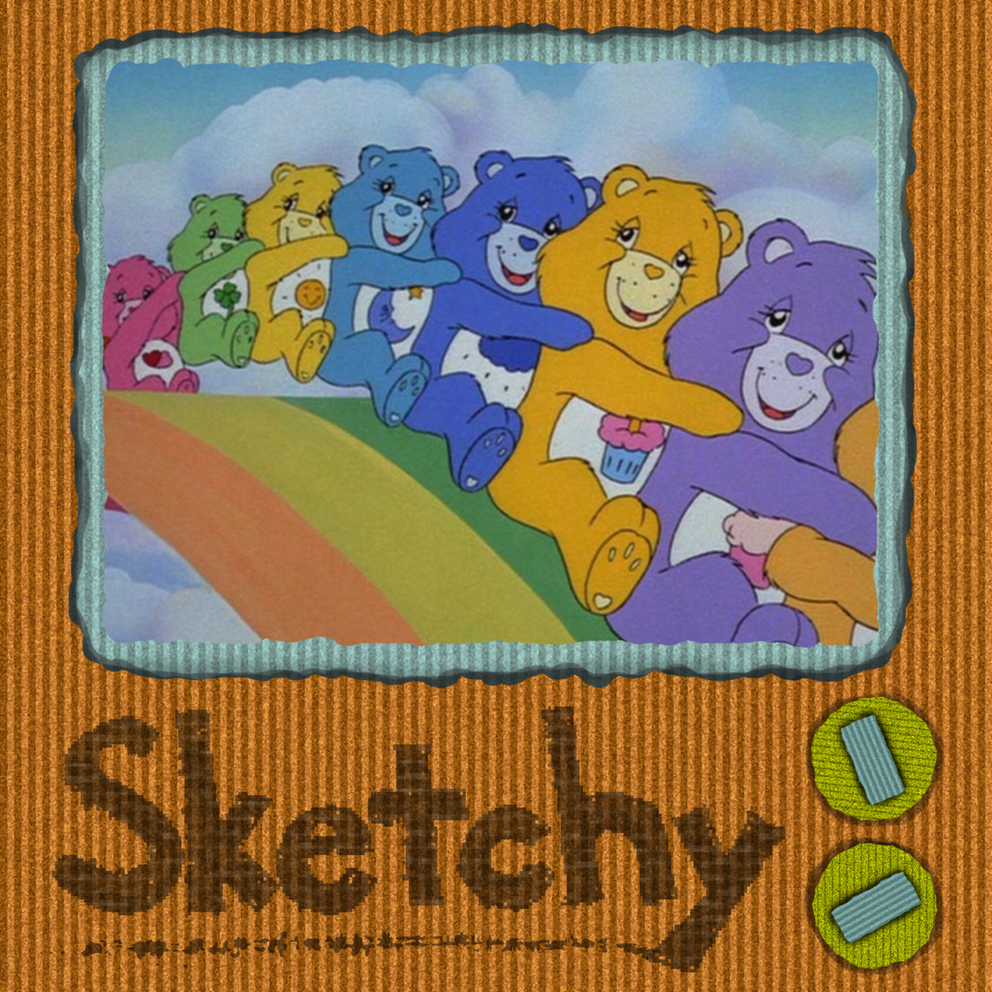 The Care Bears Pics, Cartoon Collection