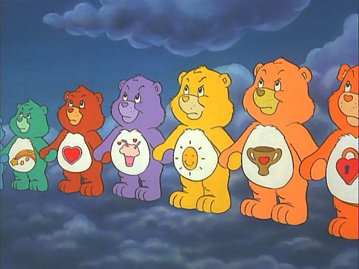 The Care Bears Backgrounds on Wallpapers Vista