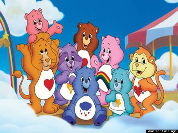 HD Quality Wallpaper   Collection: Cartoon, 570x427 The Care Bears