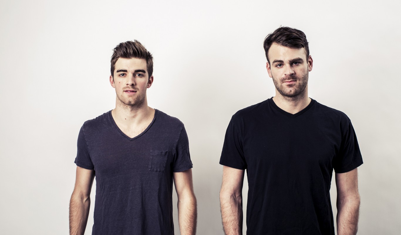 Images of The Chainsmokers   1366x800