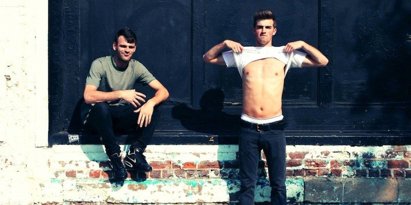 Nice wallpapers The Chainsmokers 800x400px
