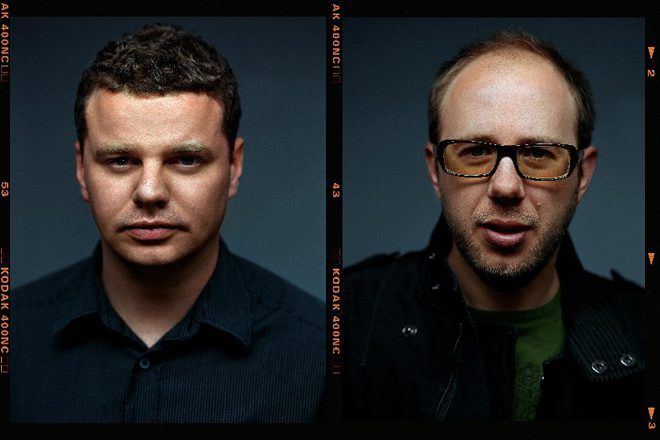 HQ The Chemical Brothers Wallpapers | File 38.93Kb