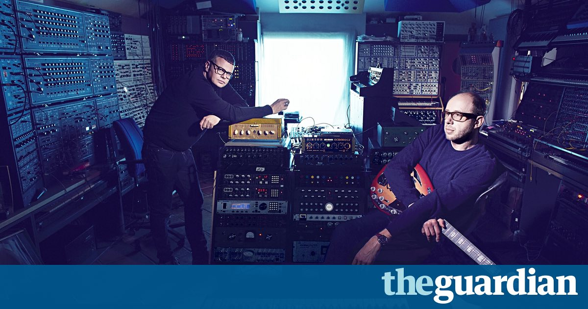 Amazing The Chemical Brothers Pictures & Backgrounds