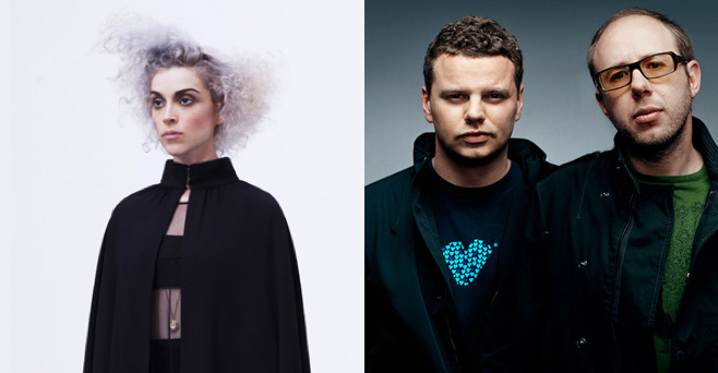 Nice wallpapers The Chemical Brothers 658x342px
