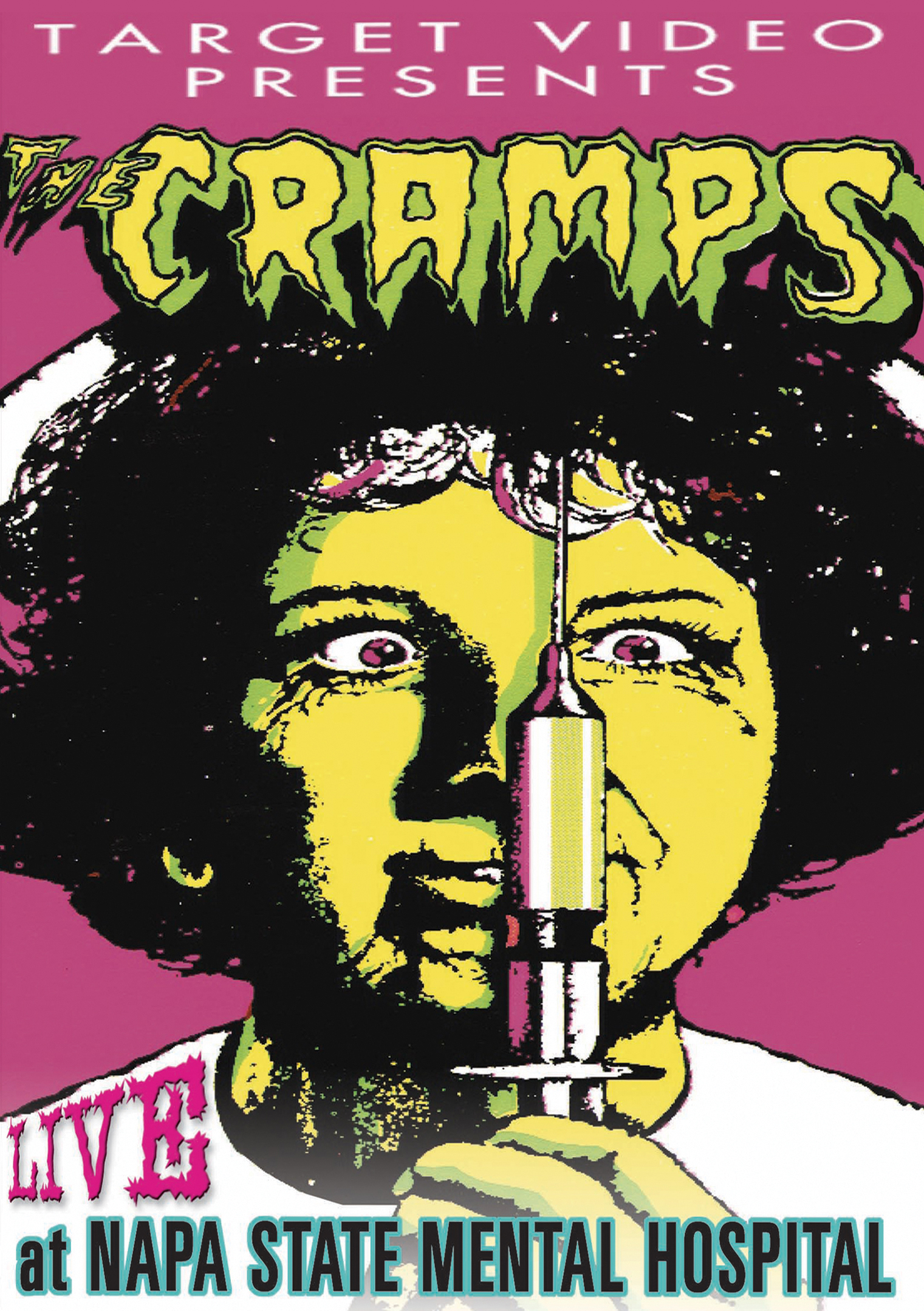 HQ The Cramps Wallpapers | File 1978.14Kb