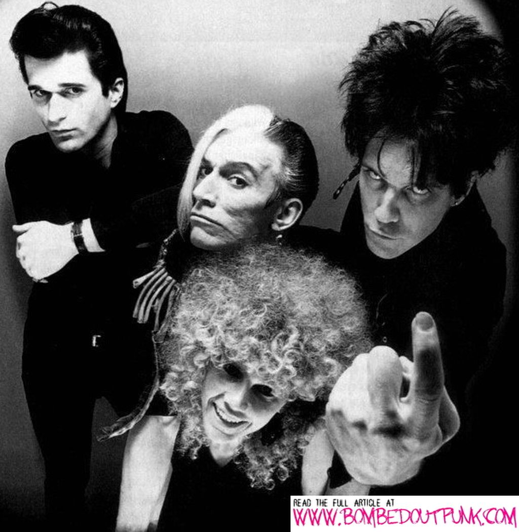 1024x1051 > The Cramps Wallpapers
