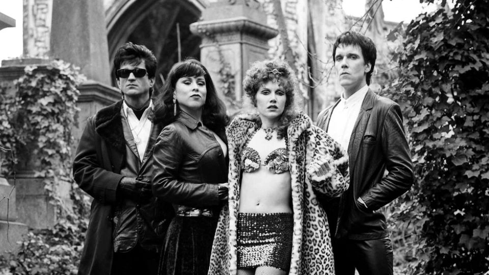 Nice Images Collection: The Cramps Desktop Wallpapers