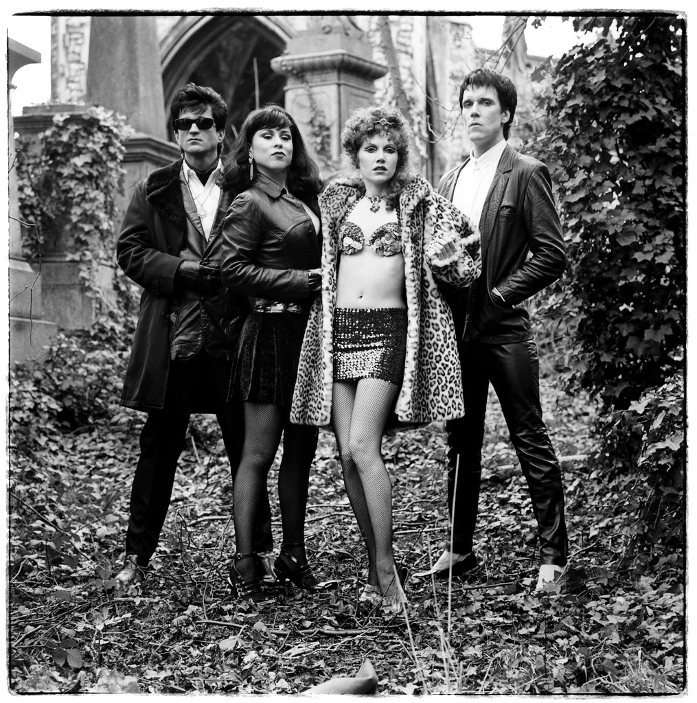 The Cramps Backgrounds on Wallpapers Vista