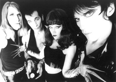 The Cramps Pics, Music Collection