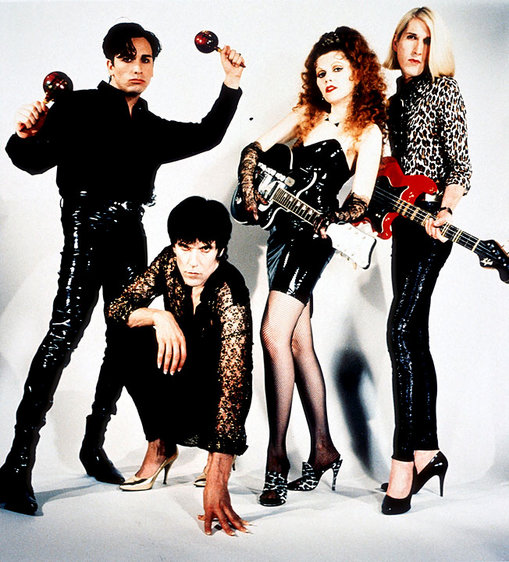Nice wallpapers The Cramps 509x562px