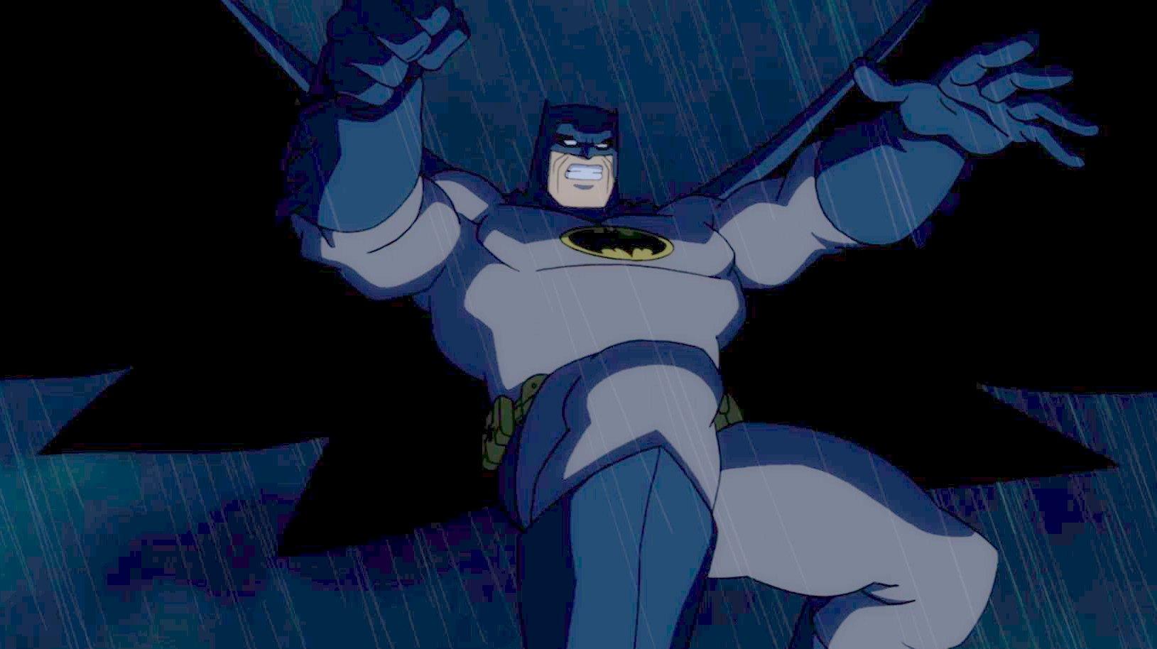 Batman: The Dark Knight Returns Pics, Movie Collection
