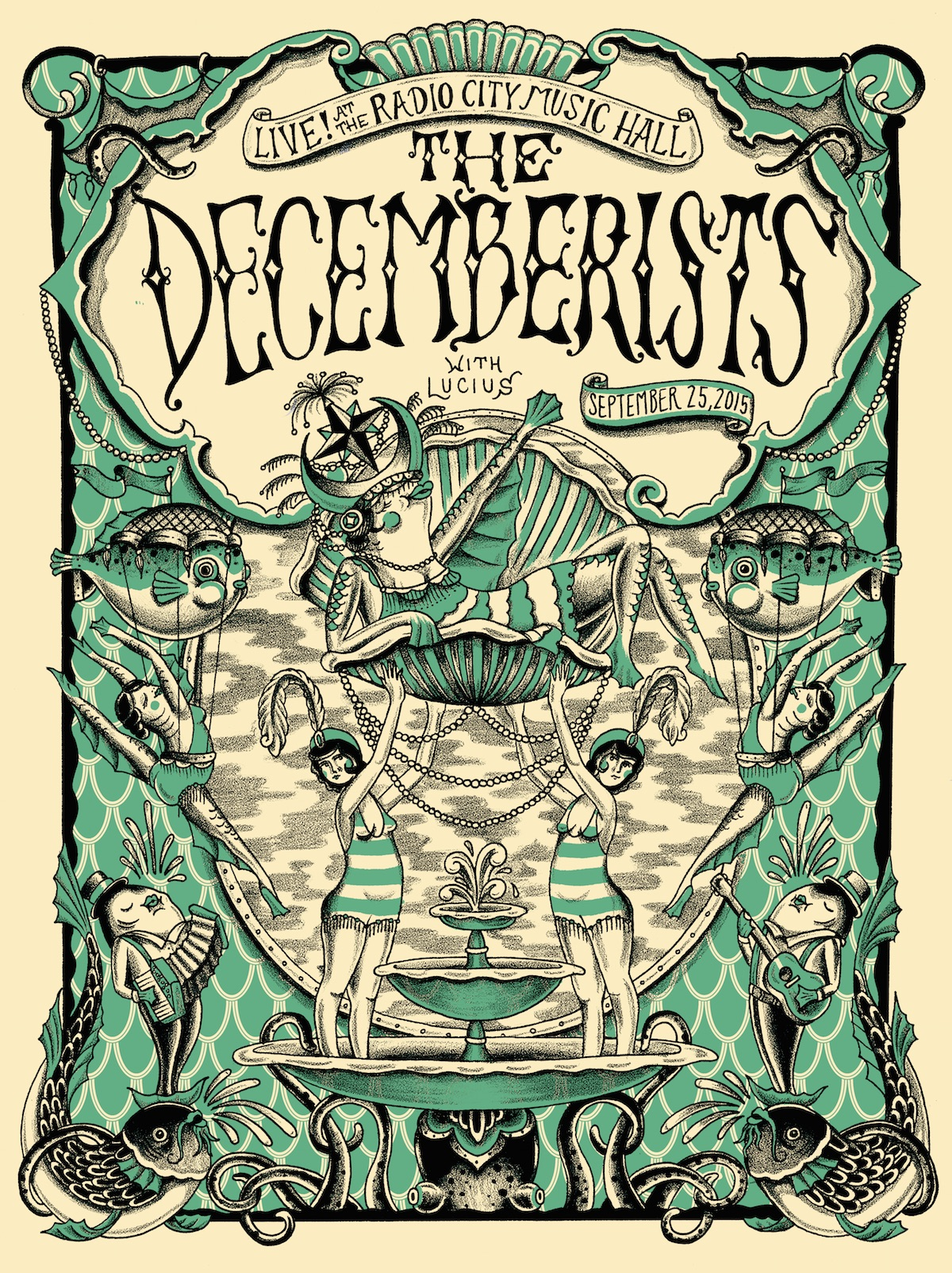 Images of The Decemberists   1200x1604
