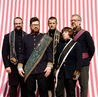 Nice Images Collection: The Decemberists Desktop Wallpapers