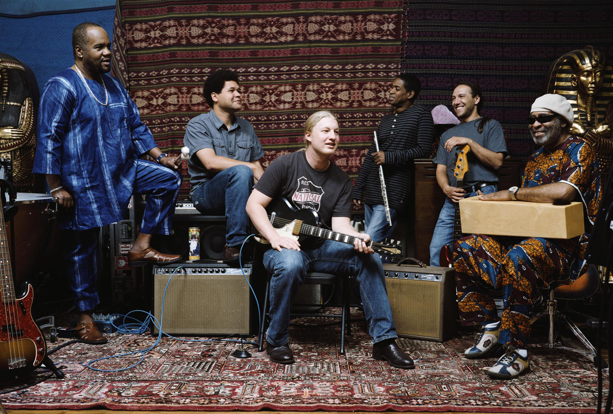 Amazing The Derek Trucks Band Pictures & Backgrounds