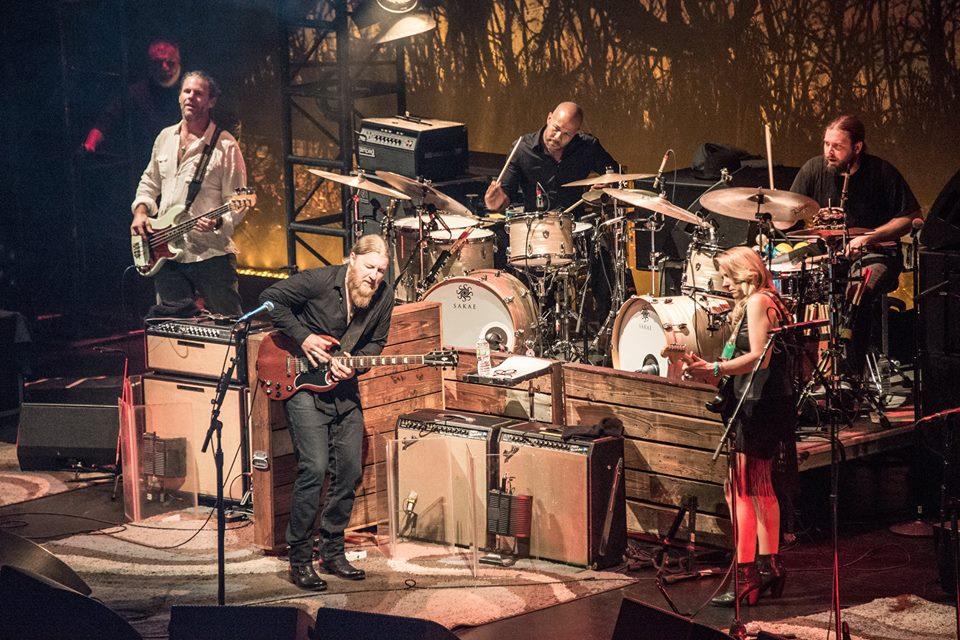 The Derek Trucks Band Pics, Music Collection