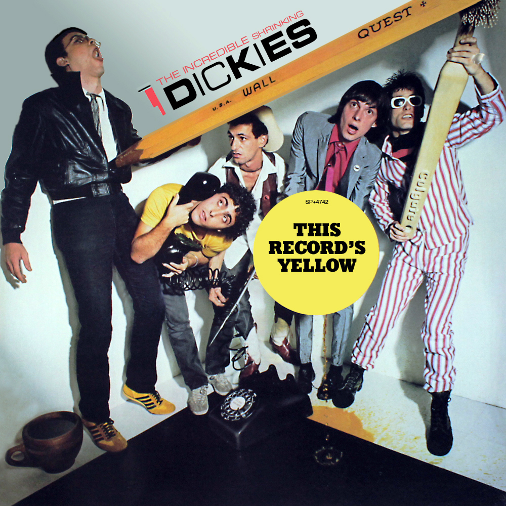 Images of The Dickies | 1000x1000
