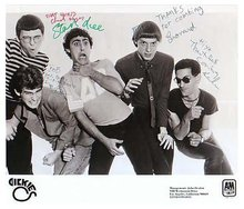 The Dickies Pics, Music Collection
