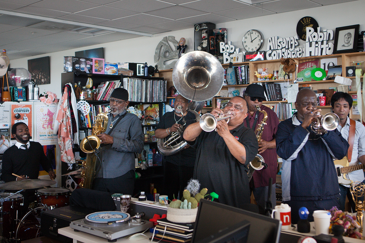 The Dirty Dozen Brass Band Backgrounds, Compatible - PC, Mobile, Gadgets| 1500x1000 px