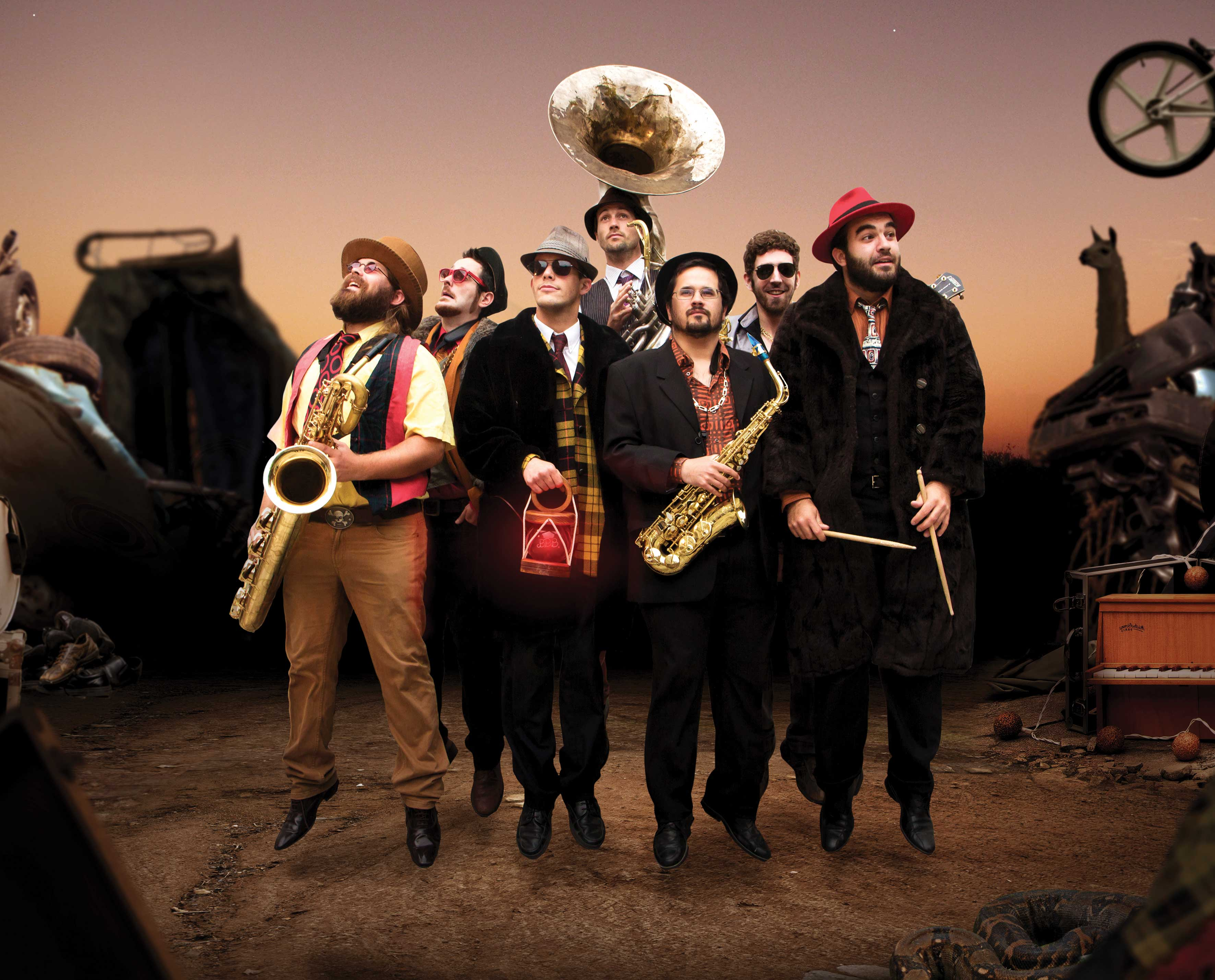 Images of The Dirty Dozen Brass Band | 3543x2858
